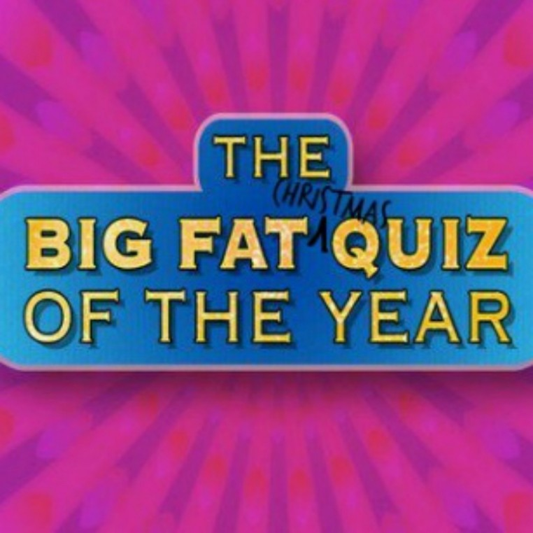 The Big Fat Christmas Quiz of the Year!