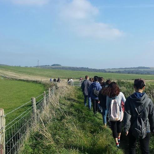 Country Walk and Sunday Roast