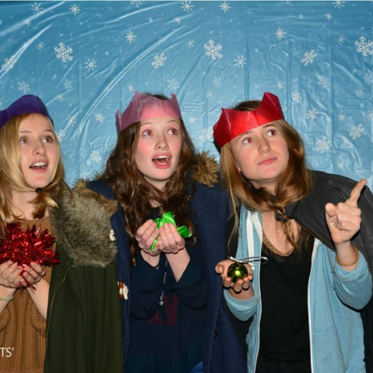 Photo Booth Competition – you could win a £25 voucher for Falmer Bar!