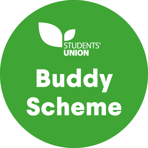 Buddy Volunteer Win's Get Involved Prize Draw