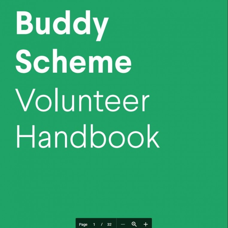 New Buddy Volunteer Handbook