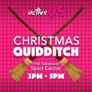 Christmas Quidditch