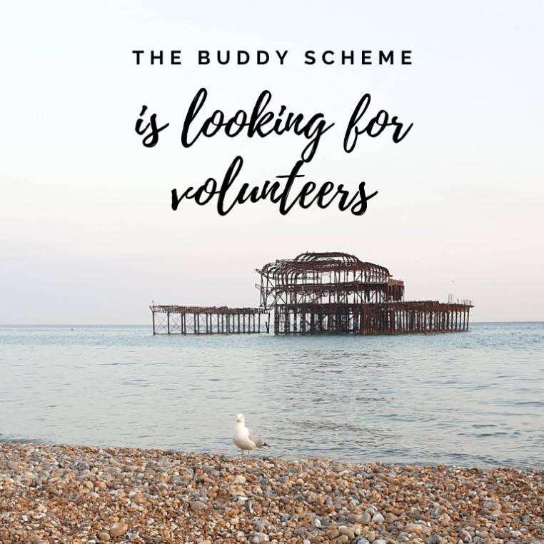 We're looking for volunteers